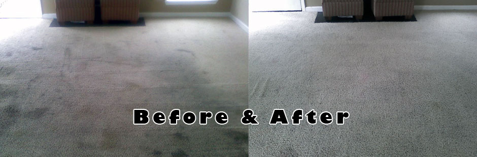 Before & After (Carpet)